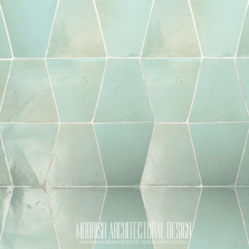 Moorish Modern Tile 15