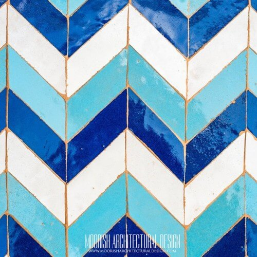 Moorish Modern Tile 20