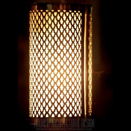 Modern Moroccan Sconce 59