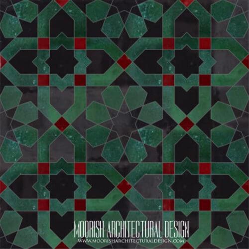 Moroccan Tile 234
