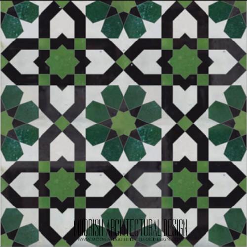 Moroccan Tile 239