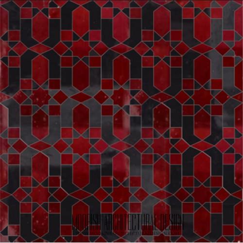 Moroccan Tile 250