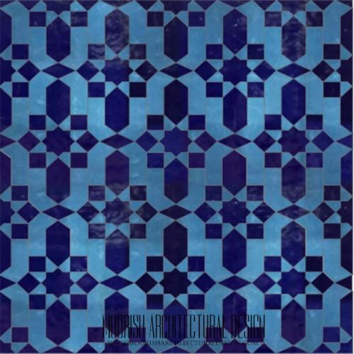 Moroccan Tile 251