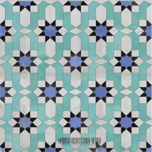 Moroccan Tile 289
