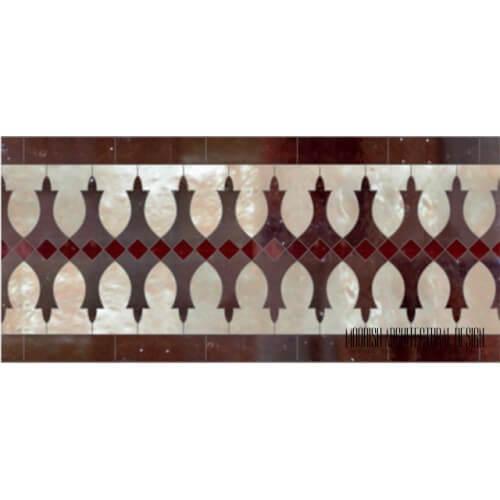 Moroccan Border Tile ideas