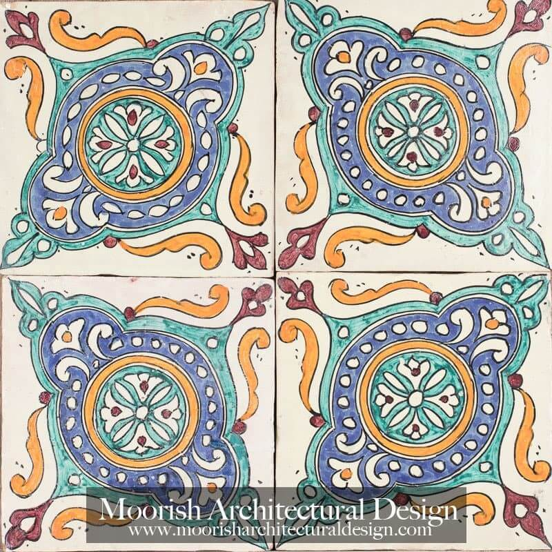 Spanish Colonia Tile Ideas