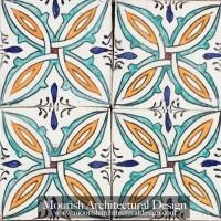 Spanish Revival Bathroom Portuguese Tiles