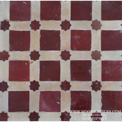 Moroccan Tile 50