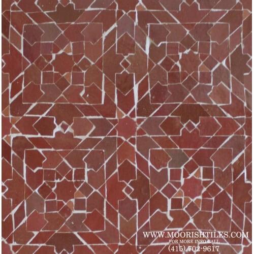Moroccan Tile 52