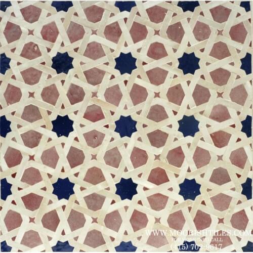 Moroccan Tile 53