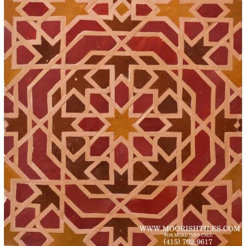 Moroccan Tile 55