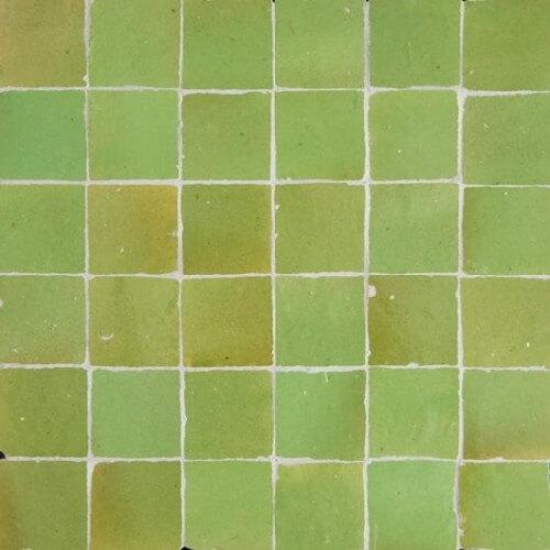 Lime Green Tile