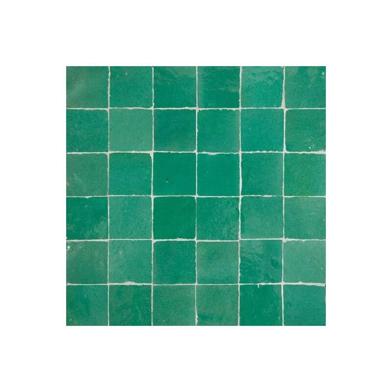Green Moroccan Tile Miami
