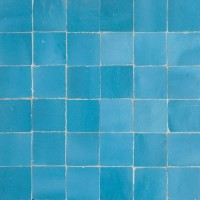 Turquoise Moroccan Tile