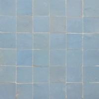 Blue Moroccan Tile Los Angeles