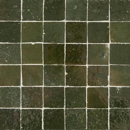 Moss Green Tile