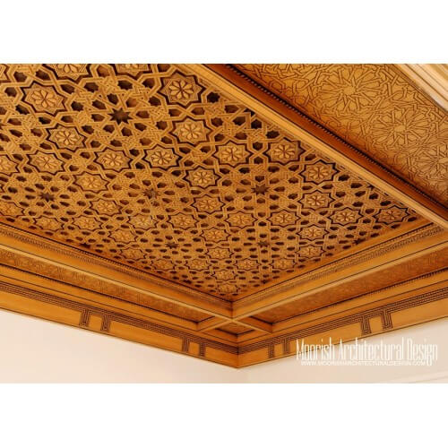 Moroccan Ceiling 01