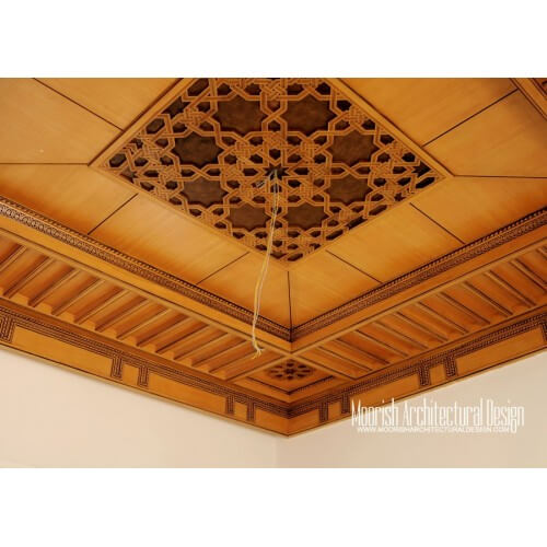 Moroccan Ceiling 02