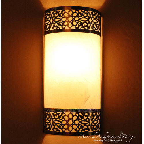 Modern Moroccan Sconce 06