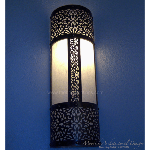 Modern Moroccan Sconce 10