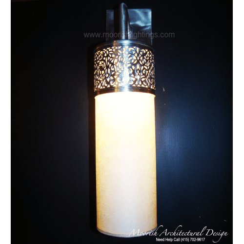 Modern Moroccan Sconce 11