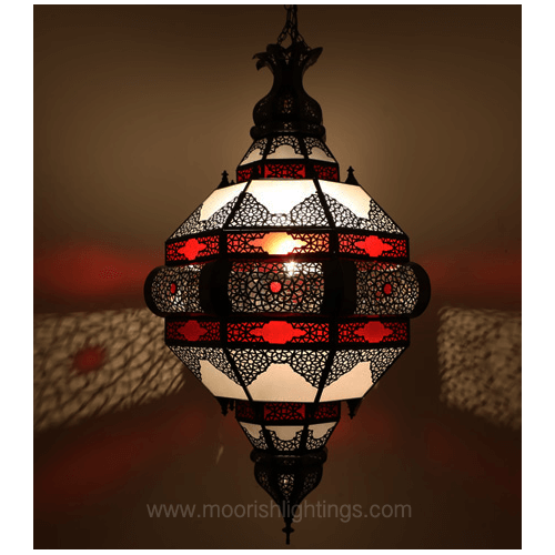 Traditional Moroccan Lantern 01