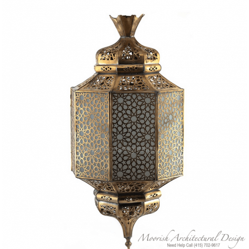 Traditional Moroccan Lantern 04