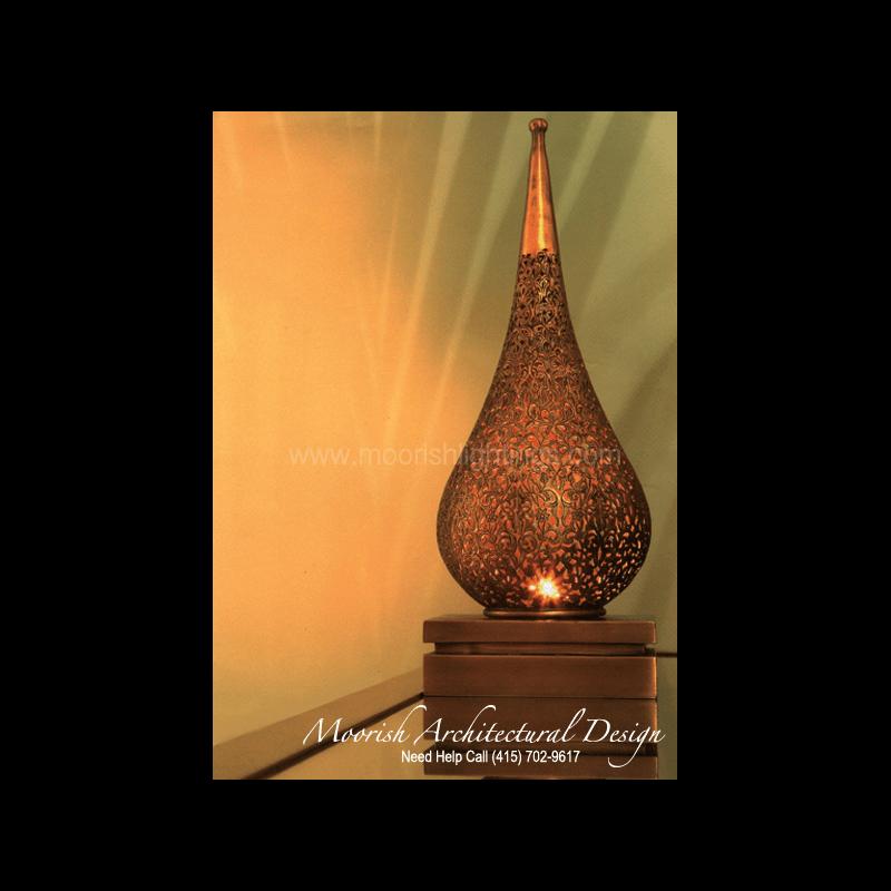 Moorish Lamp Store New York