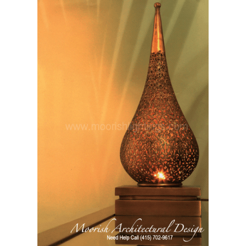 Traditional Moroccan Lamp 03
