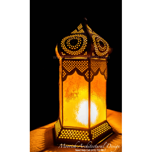 Traditional Moroccan Lamp 04