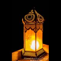 Moorish Lamp Santa Barbara
