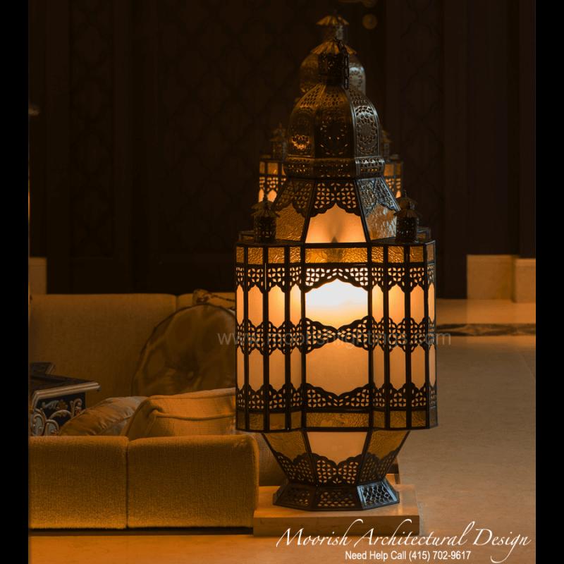 Moorish Lamp San Francisco California