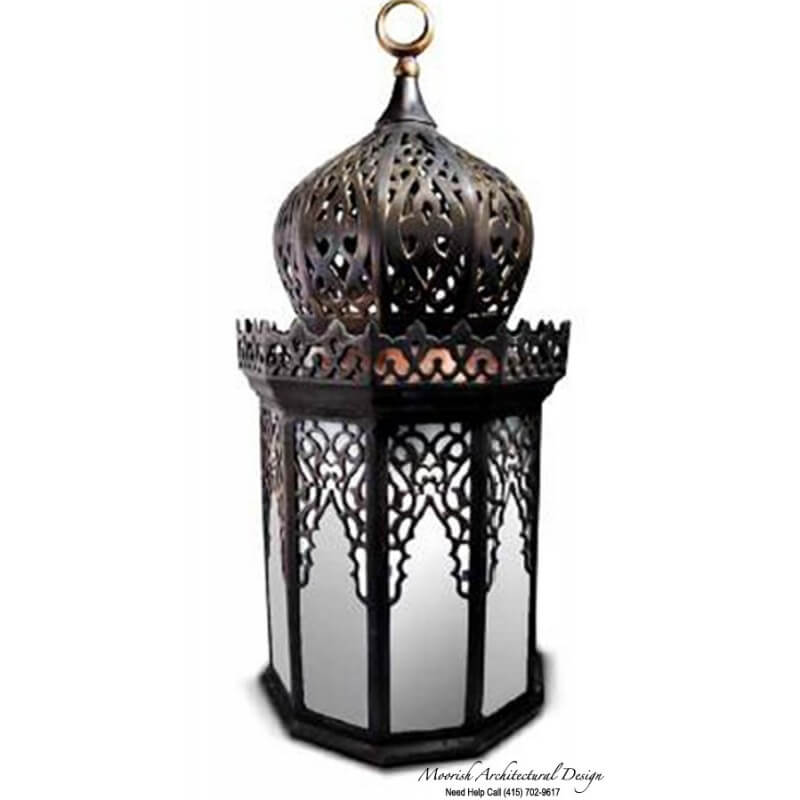 Traditional Moroccan Lamp 08