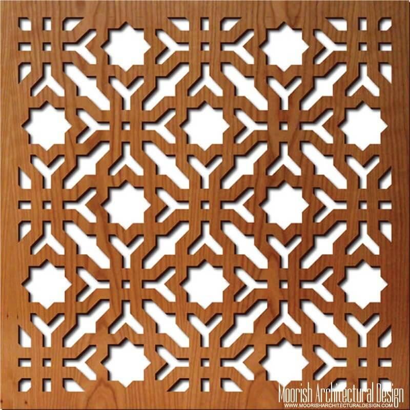 Jali Screens Pattern