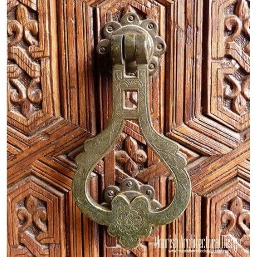 Moroccan Door Knocker 03