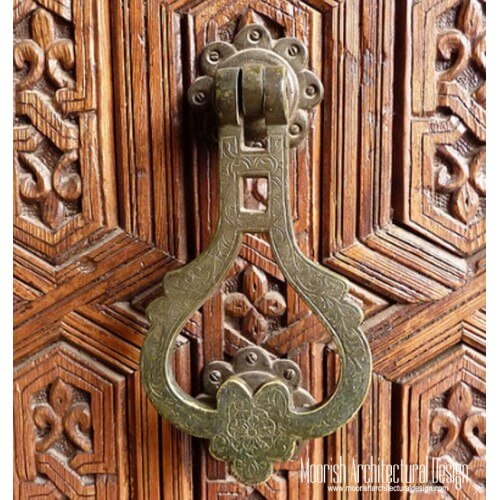 Moroccan Door Knocker 03