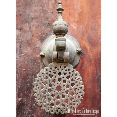 Moroccan Door Knocker 04