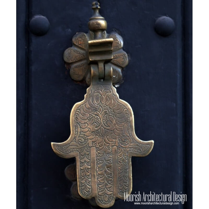 hand of fatima door knocker