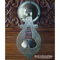 Custom moroccan door knockers