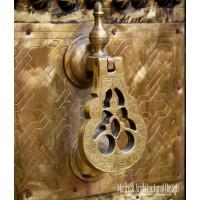 Moorish style door knocker