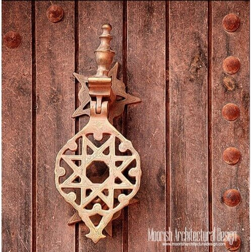 Moroccan Door Knocker 14
