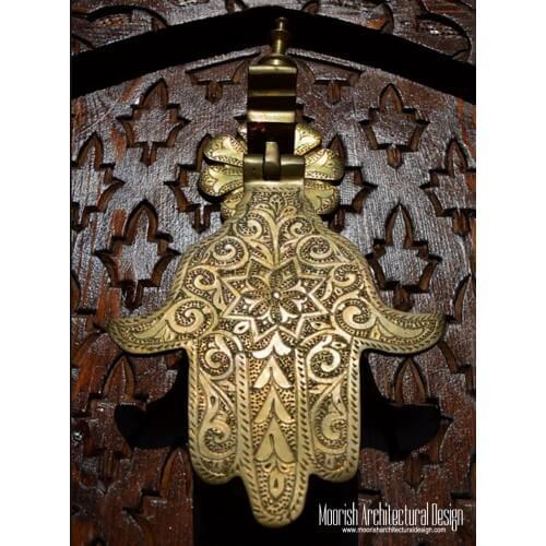 Moroccan Door Knocker 16