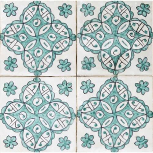 Mediterranean Pool Tiles San Diego