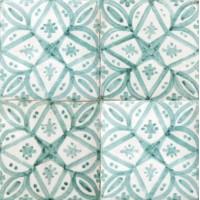 Mediterranean Pool Tiles Miami