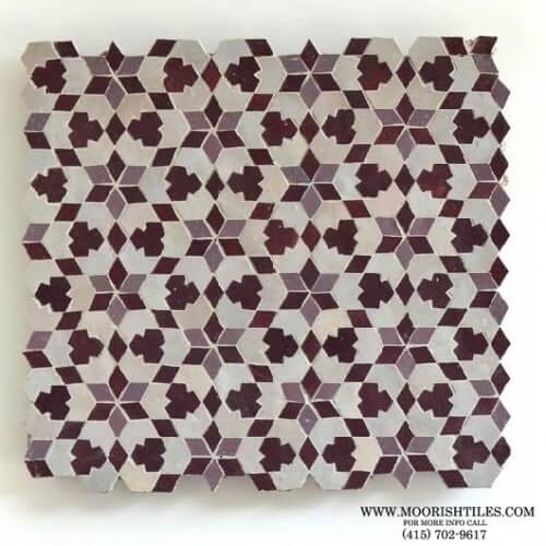 Moroccan Tile 66