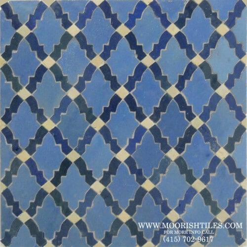 Moroccan tile 81