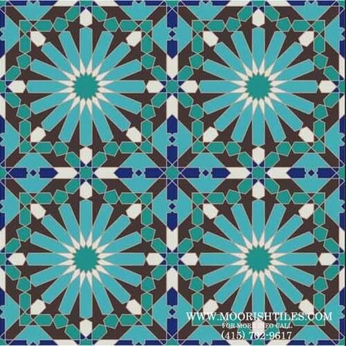 Moroccan Tile 87