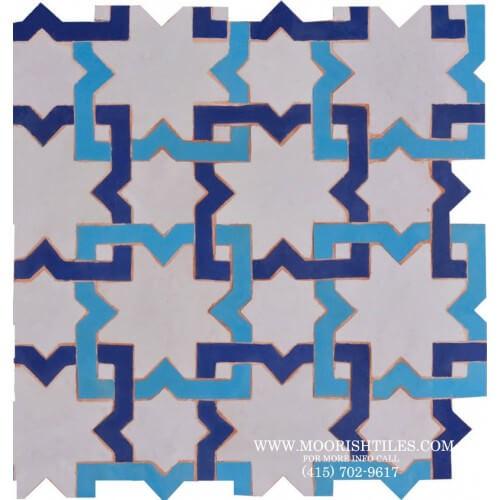 Moroccan Tile 90