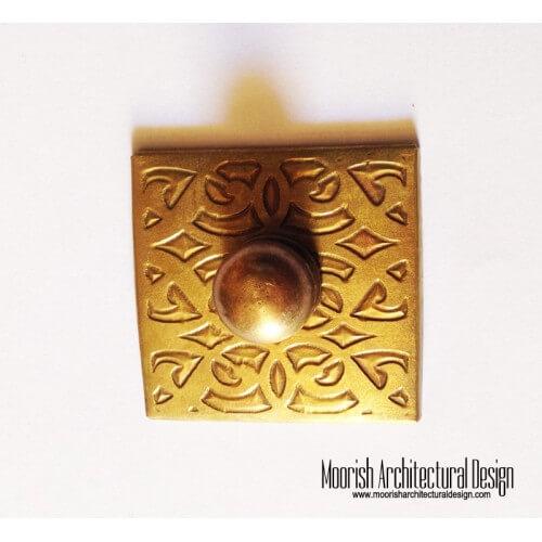 Moroccan Cabinet Knob 01
