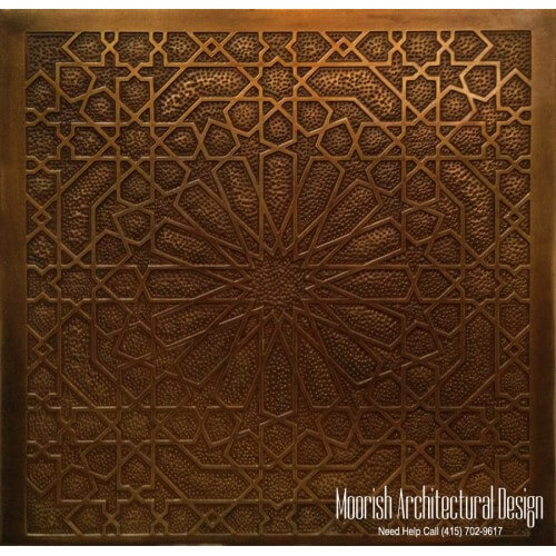 Moroccan Decorative Panel 01